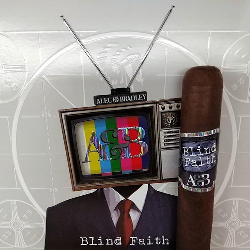 Blind Faith Launch Event with Bradley