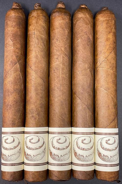 Ezra Zion Cinnamon Rolls & Icing
