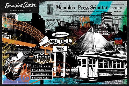 Zino Platinum Memphis Exclusive Series Box