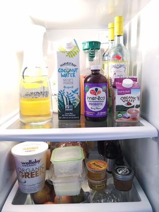 Clare's Refrigerator: A Peek Inside