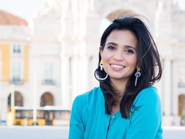 Giuliana Miranda - Sessão fotográfica para branding pessoal em Lisboa