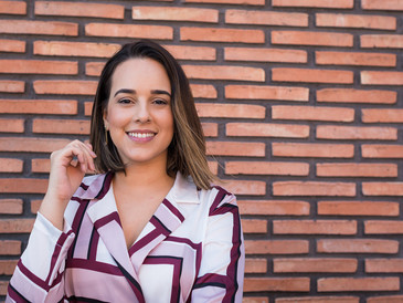 Tainá Alencar - Personal Branding Photoshoot em Lisboa