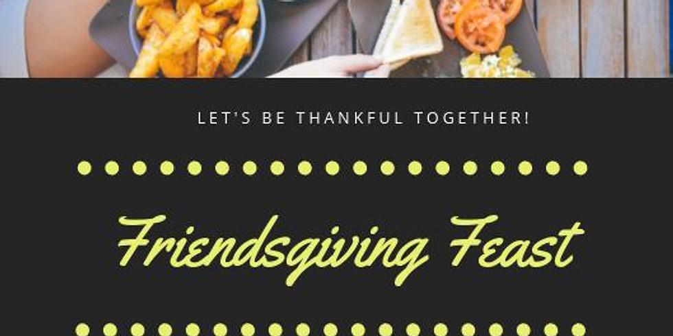 Thanksgiving Potluck Lunch