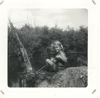 photo of Beth Girdler at age 5