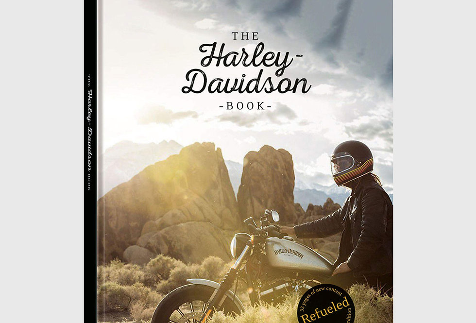 Teneues The Harley Davidson Book