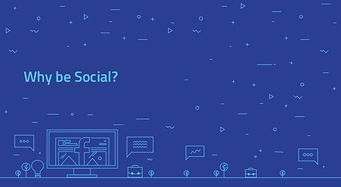 Why be Social? Social Media Advertising