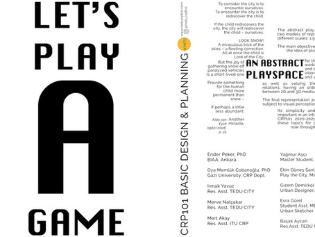 Let's Play A Game: An Abstract PlaySpace