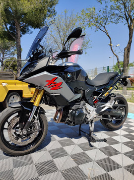 BMW F900XR