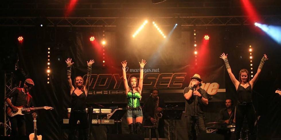 "Concert groupe ""Odyssée Live"""