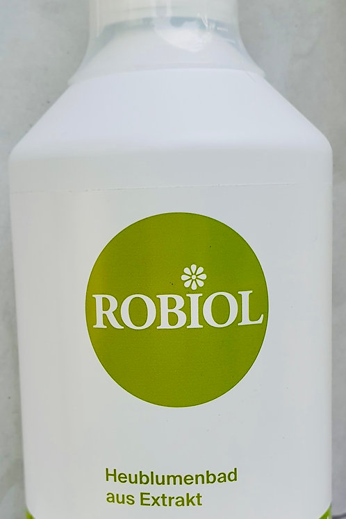 Robiol Heublumenbad 500 ml.