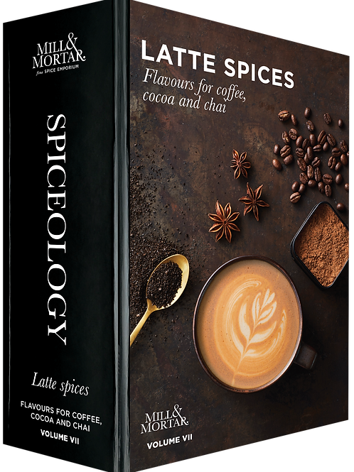 The Spice Box: Latte Spices