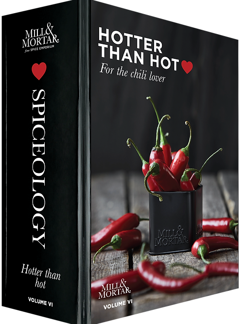 The Spice Box: Hotter Than Hot