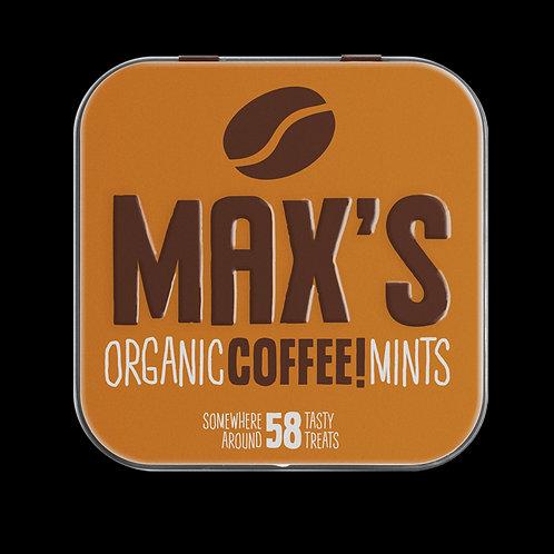 Coffee MAX'S Mints (35g) - BIO