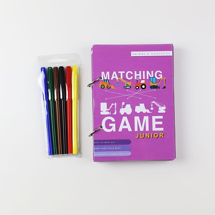 DS - The Matching Game Junior
