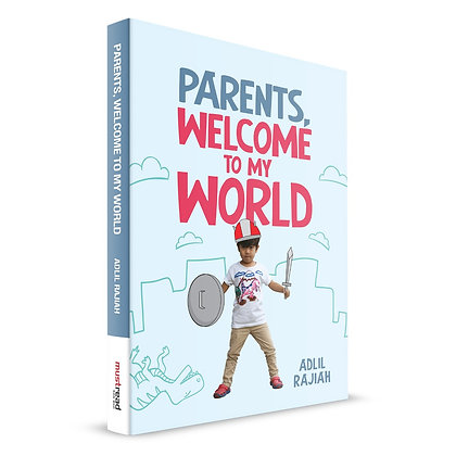 DS - Parents, Welcome To My World