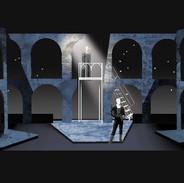 Romeo & Juliet Rendering Designed by Robert Klingerhoefer