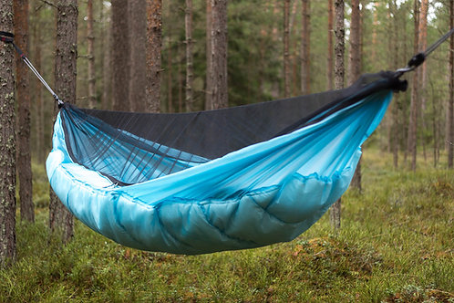 3-season insulated hammock