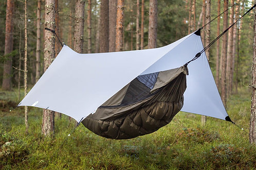 4-season insulated hammock set