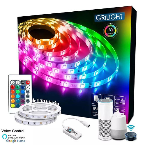 Luces LED inteligentes