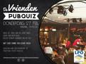 Pub quiz bij de Vrienden in Ommen