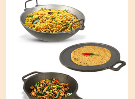 The Importance of Choosing The Right Cookware-Part I