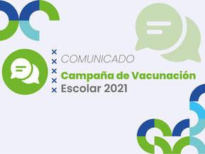 Campaña de Vacunación 2021