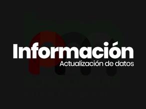 Campaña Actualiza tus Datos