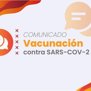 Vacunación Escolar contra SARS-COV-2
