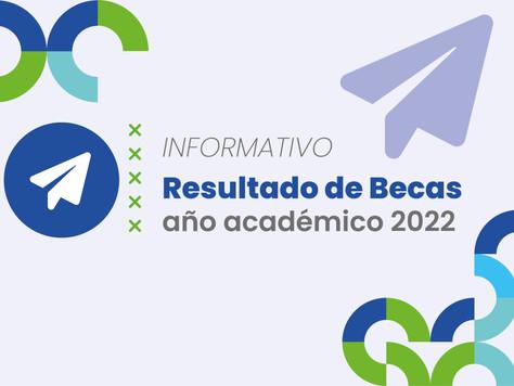 Becas año académico 2021
