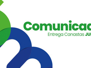 DÉCIMA SEGUNDA ENTREGA DE CANASTAS DE ALIMENTACIÓN, JUNAEB