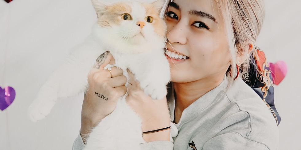 Smooch a pooch & Cuddle a cat