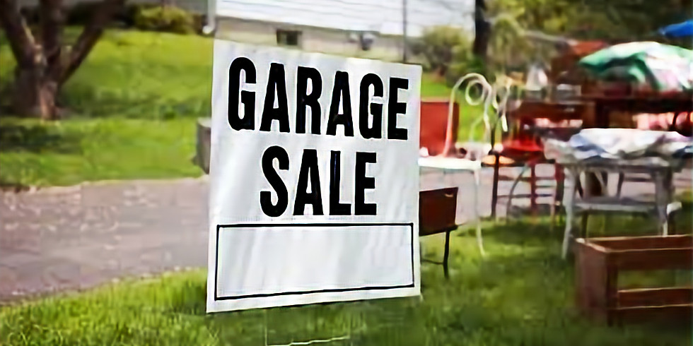BAPS Spring Garage Sale