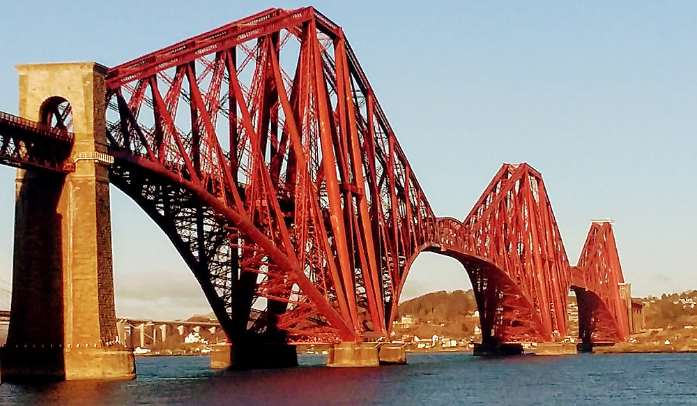 Photo of Forth Rail Bridge