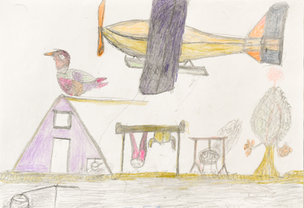 Andy Trudeau, ' Untitled #22 ', c. 2012, coloured pencil and graphite pencil on paper, 12