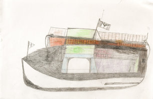 Andy Trudeau, ' Untitled #32 ', c. 2012, coloured pencil and graphite pencil on paper, 12