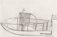 Andy Trudeau, 'Untitled # 5 ',  c.2011,  graphite pencil on paper, 12 x 18 inches (1 of 1)