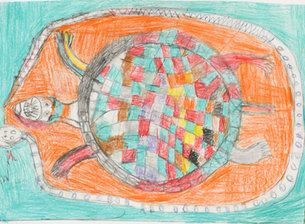 Andy Trudeau, 'Untitled # 2 ',  c.2012, coloured pencil and graphite pencil on paper, 9.75