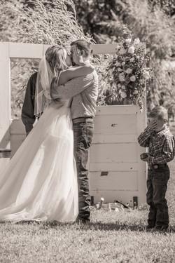 Redwood Valley Wedding