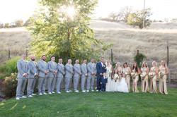 Red Barn Ranch Wedding