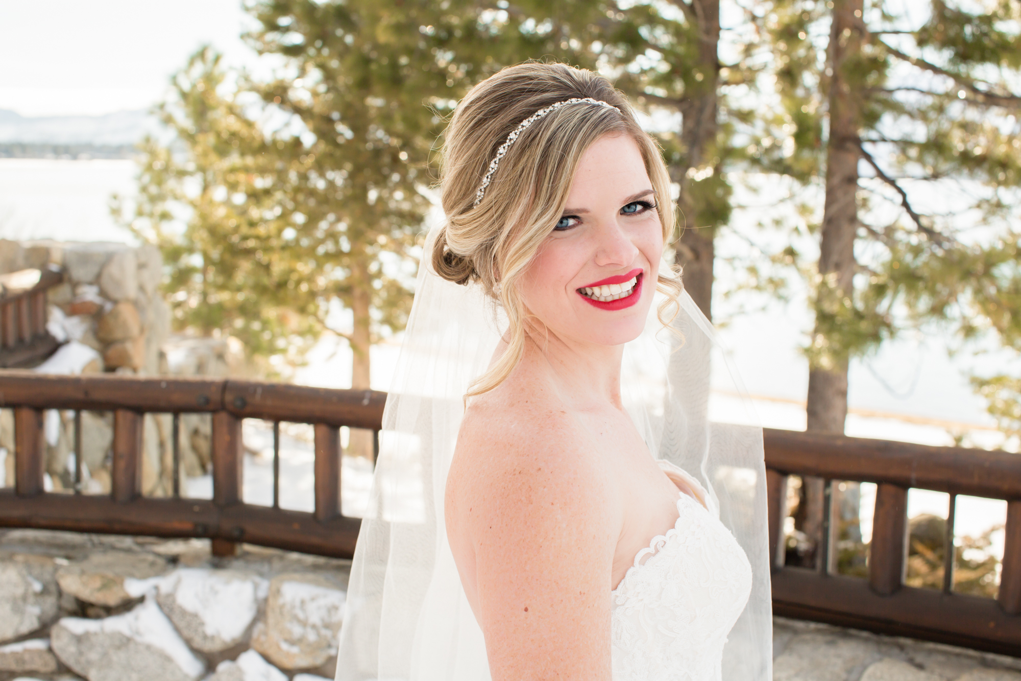 Lake Tahoe Wedding