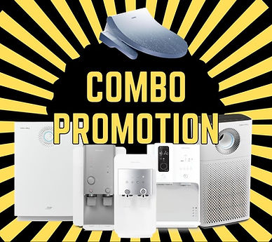 coway combo promotion
