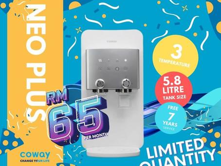 Neo plus, 新一代水机