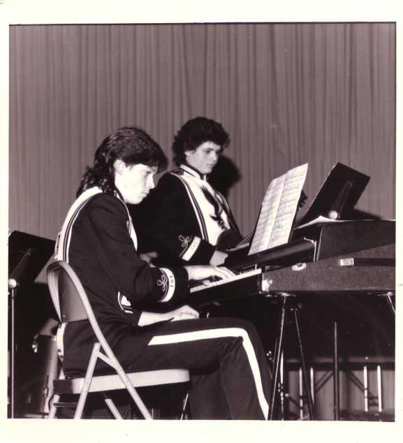 FHS jazz band