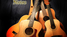 The new album, Wooden Notes