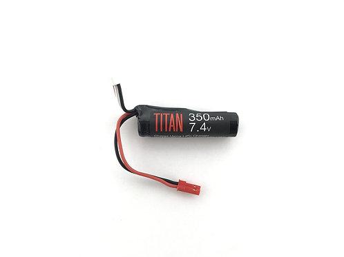 Titan HPA 7.4v 350mAh JST