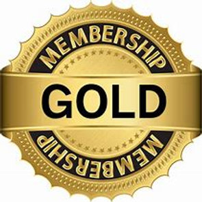 Gold 1 Year Membership