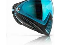 Dye Precision Goggle i4 PowderBlue BLK/BLUE