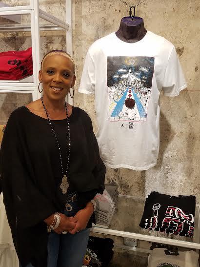 Little Black Pearl Executive Director & Founder, Monica Haslip