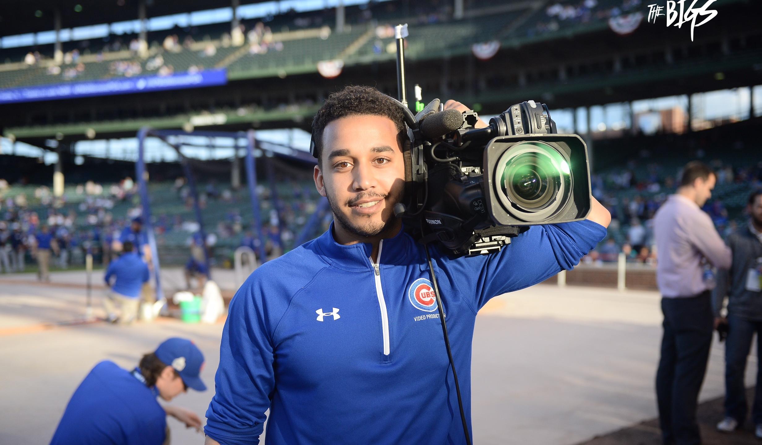 Cubs Camera Guy