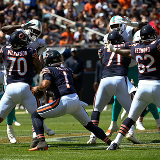 It Takes A Village: Bears still searching for O-Line answers